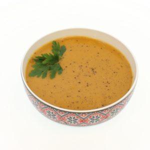 Supă crema de linte